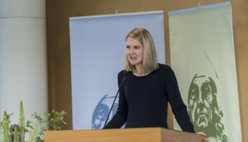 Professor Katrine Vellesen Løken, NHH .
