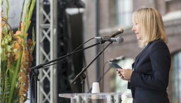 Prorektor Gro Anita Fonnes Flaten står på søkjarlista.
