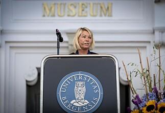 Mæland ber om at det blir ansatt politistudenter