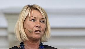 Forventer at PHS fortsatt skal være høgskole: Justis- og beredskapsminister Monica Mæland
