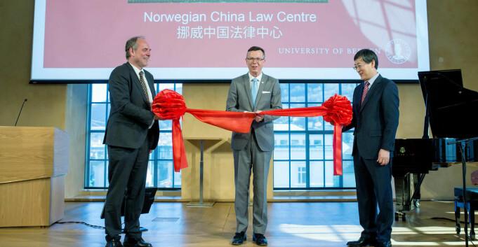 Universitetet i Bergen ber om fridoms-paragraf i fornya samarbeid med Kina