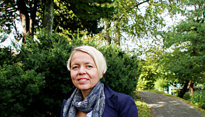 Leiar av kompetanseutval for kinasamarbeid, Camilla Brautaset. Foto: Njord V. Svendsen
