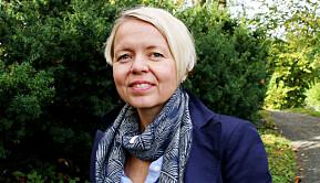 Camilla Brautaset håpar på ein meir normal haust, der ho kan treffa studentar og kollegaer. Ho skal vrea viserektor for globale relasjonar.