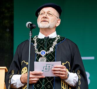 «NMBU trenger en valgt rektor som henter sin legitimitet nedenfra og sikrer universitetet større autonomi»