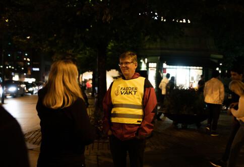Faddervakter i Oslo sendte flere studenter til legevakta