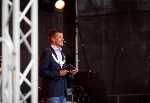 Klaus Mohn, Stavanger: Utdanning er det kraftigaste våpenet vi kan bruka til å oppnå endring i verda.
