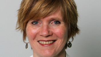 Christine B. Meyer, NHH. Foto: Hallvard Lyssand