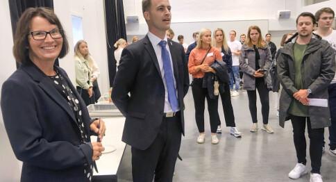 Kristiania utvider i både Oslo og Bergen