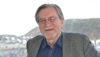 Helge Rønning. Foto: CMI