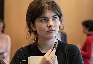 Første dag på honours-studiet: «Jeg ser ikke på meg selv som elitestudent»