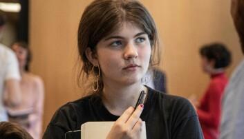 Første dag på honoursstudiet: «Jeg ser ikke på meg selv som elitestudent»
