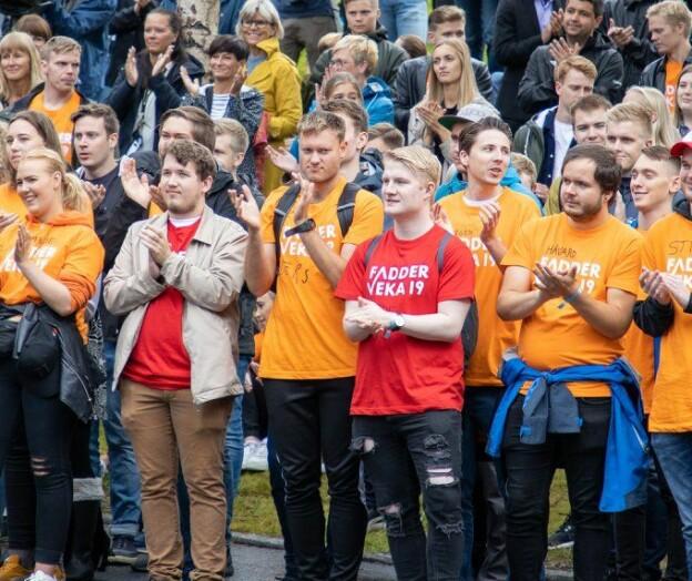 Rektor Roppen i Volda: Det kan bli for mykje lys og varme
