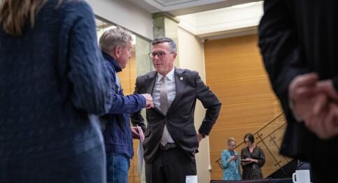 Rektor Olsen feilinformerte om seksuelt overgrep ved universitetet