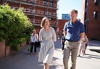 Nybø: Jeg kan berolige OsloMet-rektoren