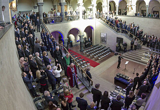 EU finansierer 52 norske doktorgrader
