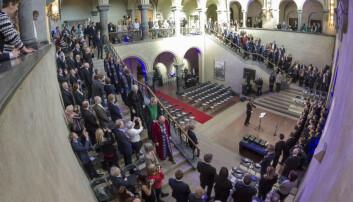 EU finansierer 52 norske doktorgradsstipendiater