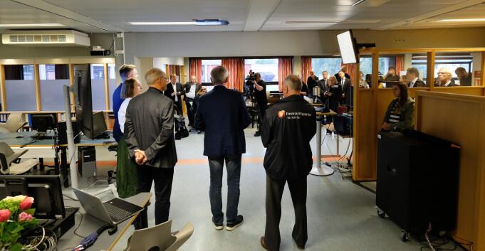 Styremøte direkte frå Volda kl 09.00: Mediebygg, budsjett og klage på agendaen