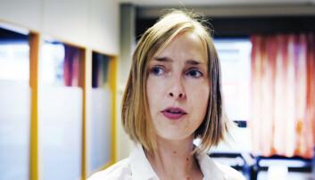 Statsråd Iselin Nybø er bekymret over oppmøtetallene, særlig for lærerutdanningene i distriktene. Foto: Øystein Torheim
