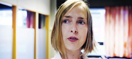 Iselin Nybø vil diskutere felles varslingsnemnd på trakassering