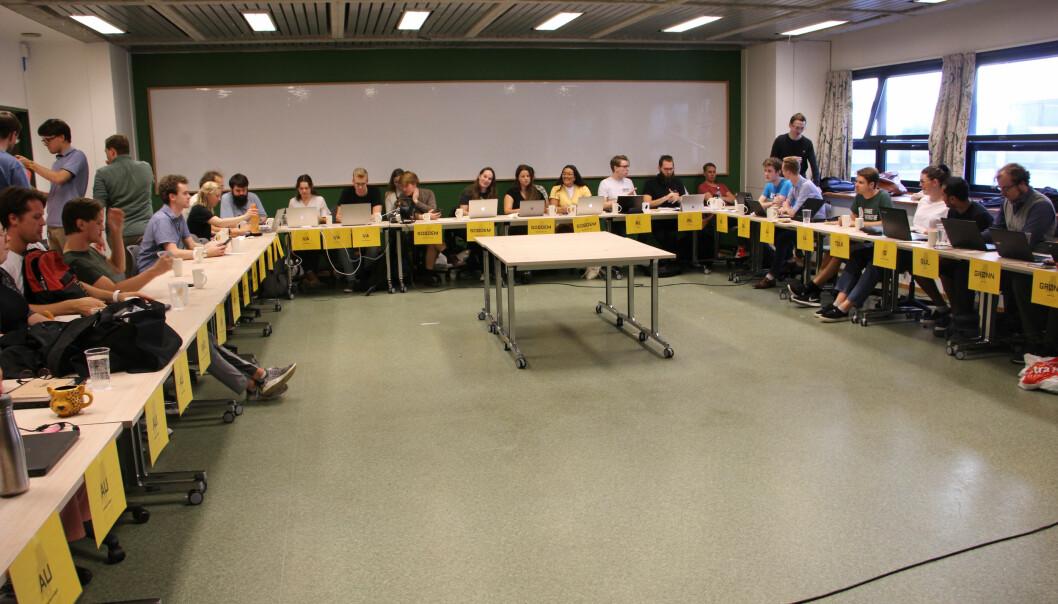 Nye medlemmer til Studentparlamentet ved Universitetet i Bergen skal velges.