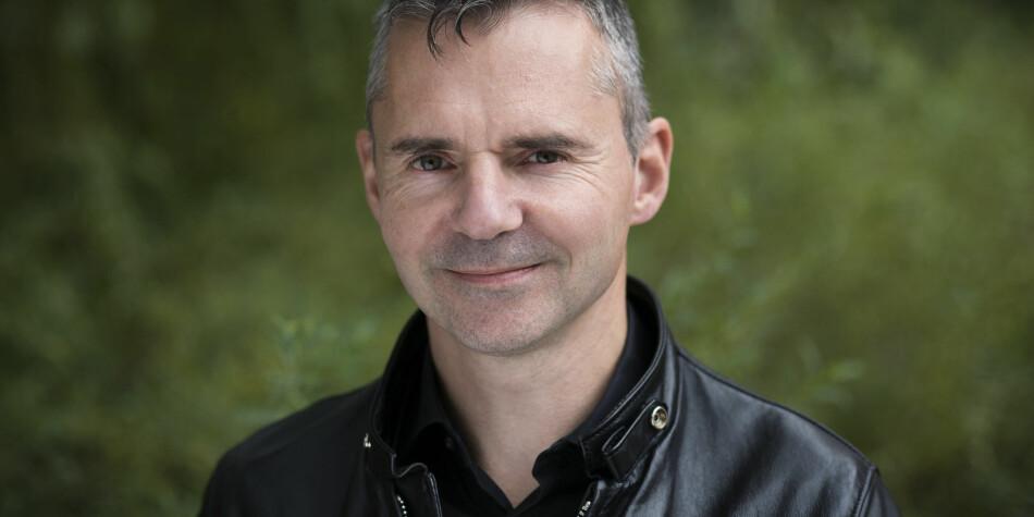 Professor Nils Pharo ved OsloMet – storbyuniversitetet tar til orde for å gi forskerne en mindre del og samfunnet en større del av kontrollen over forskningspatenter. . Foto: Sonja Balci / OsloMet