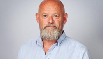 Oddgeir Osland. Foto: Eivind Røhne