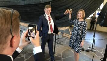 Tre på topp i 2019 for Iselin Nybø