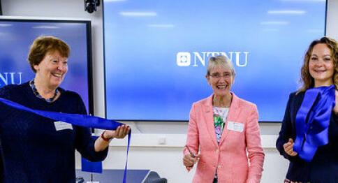 NTNU opna nytt kontor i Oslo