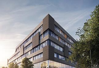 Får startsignal for nytt bygg for NTNU