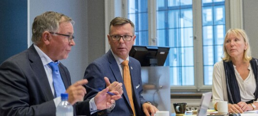 Krav om at rektor Olsen i Bergen må gå av. Rektor sjølv seier nei
