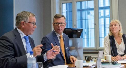 Styret ved Universitetet i Bergen ba departementet vurdere rektor Olsens habilitet etter jobbsøknad