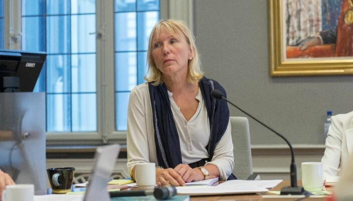 Prorektor Margareth Hagen ved Universitetet i Bergen mener fokuser på innovasjon og kapitalisering av forskningen kommer fra EU.