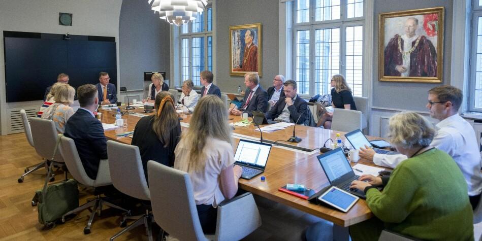 Universitetsstyret skal torsdag diskutere om På Høyden skal tilbakeføres til UiBs kommunikasjonsavdeling. Foto: Tor Farstad