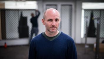 Mikkel Wettre er kunstner og professor ved OsloMet. Foto: Skjalg Bøhmer Vold