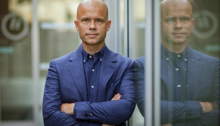 Fra 1. august er Lars-Petter Jelsness-Jørgensen ansatt rektor ved Høgskolen i Østfold for fire nye år. Så langt har han vært valgt rektor i to år.