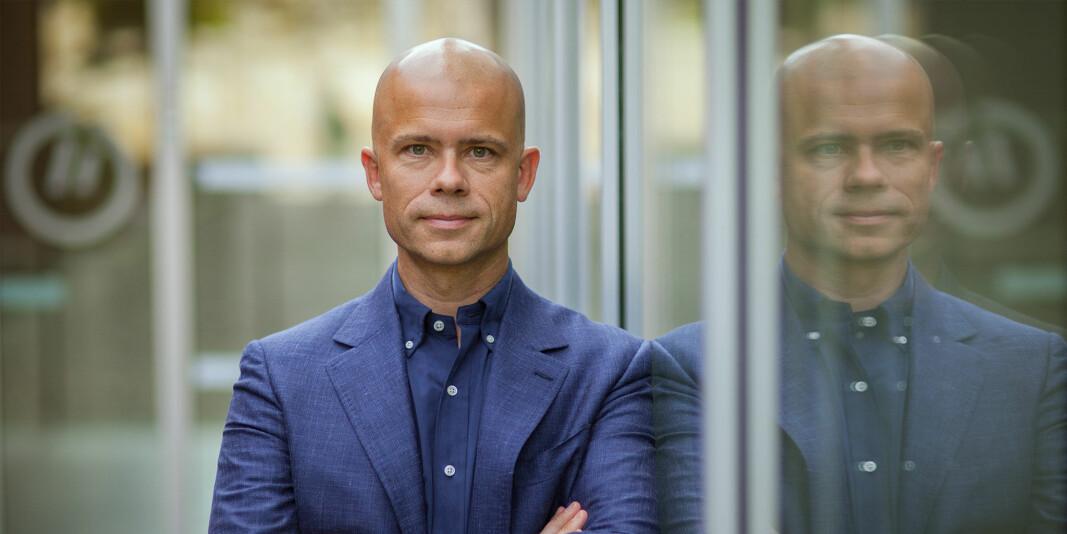 Høgskolerektor Lars-Petter Jelsness-Jørgensen ønsker mer strategisk tenkning om utdanning og forskning.