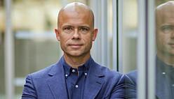 Lars-Petter Jelsness-Jørgensen, ansatt rektor ved Høgskolen i Østfold fra 1. august