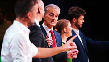 Nesna på dagsorden i partilederdebatten