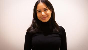 Laybah Hassan (18). Foto: Runhild Heggem