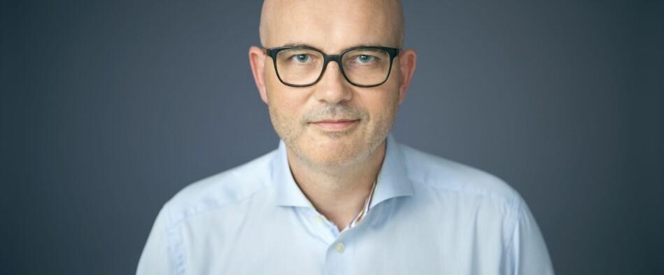 Filosofi-professor, Lars Fredrik Svendsen mener han ikke står bak den potensielt 20 år gamle artikkelen i Store norske leksikon om filosofihistorie. Foto: Civita