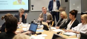 Rektor Rice: Ja til åpen ledelse