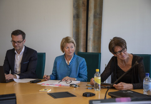 Styremøte ved UiT i dag