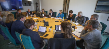 Styremøte i Tromsø med likestilling og omorganisering på dagsorden