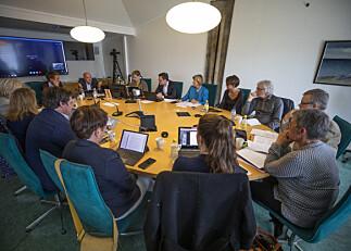 UiT: Ombygging og økonomi på styremøtet