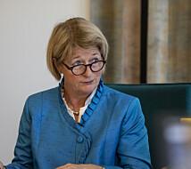 Rektor Anne Husebekk, UiT Norges arktiske universitet. Foto: David Jensen/UiT