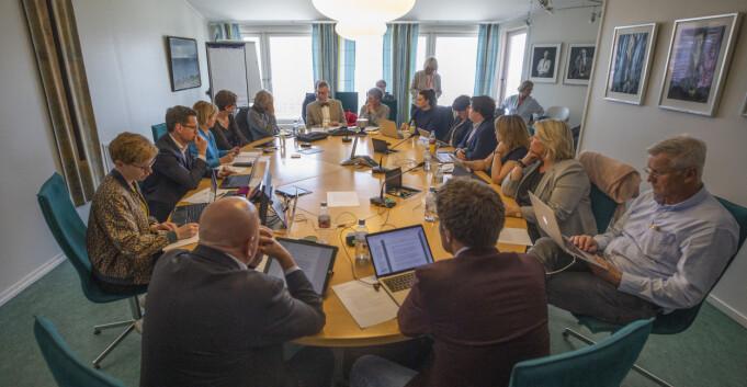 Olsen-saken først på dagsorden i UiT-styret