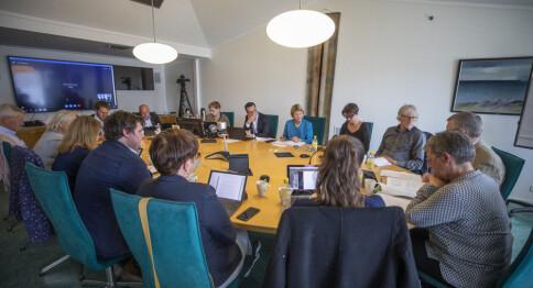 Siste møte for dagens UiT-styre