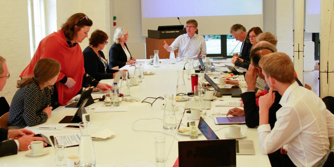 Styret ved Universitetet i Oslo vedtok nye retningslinjer for midlertidige ansatte.