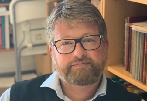 Professor Jørn Øyrehagen Sunde byrjar i ny jobb i Oslo. Men timane hans vert att i Bergen
