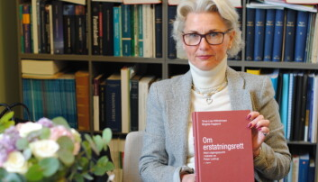 Trine-Lise Wilhelmsen. Foto: NIFS